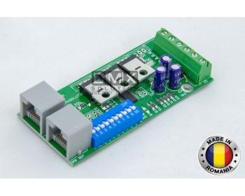Controller RGB DMX 12v 3Ch