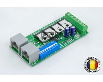 Controller RGBW DMX 12v 4Ch